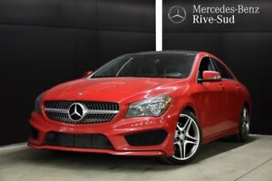 2016 Mercedes-Benz CLA250 CLA250 4MATIC, TOIT PANORAMIQUE, NAVIG