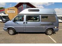 Auto-Sleepers Topaz 2 Berth Campervan for sale