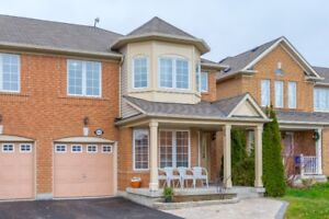 4+1 Bed Semi Detached With Finished Basement-Milton 1800+900 Sqf