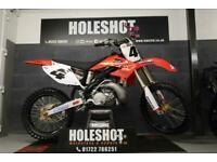HONDA CR 250 2004 MOTOCROSS BIKE TWO STROKE DEP EXHAUST SYSTEM