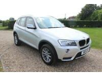 BMW X3 2.0 20d SE xDrive 5dr DIESEL MANUAL 2011/11