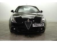 2013 Alfa Romeo Giulietta JTDM-2 LUSSO Diesel black Manual