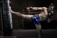 Personal Trainer and Kickboxing Instructor- 1st Session Free