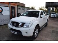 Nissan Navara 2.5dCi Double Cab Pickup Acenta. NO VAT.