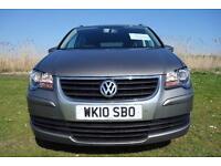 2010 Volkswagen Touran 2.0 TDI Match MPV 5dr (7 Seats)