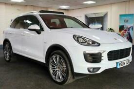 2014 PORSCHE CAYENNE D V8 S TIPTRONIC S + £20000 WORTH OF EXTRAS + 1 OWNER FROM