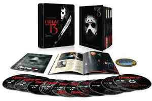 Friday the 13th The Complete Bluray Collection