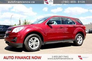2010 Chevrolet Equinox AWD, OWN ME FOR ONLY $72.38 BIWEEKLY!