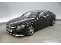 Mercedes-Benz CLS 220d AMG Line Premium Plus 4dr 7G-Tronic