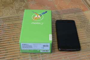 BNIB Cell phone Moto G5. Android 8.
