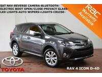 2013Toyota RAV4 2.2D-4D (150bhp) (AWD) Icon-NAV-CAMERA-B.TOOTH-LED'S-CRUISE-