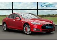 2014 Tesla Model S E P85D (515kw) CVT 4x4 5dr