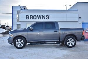 2014 Ram 1500 Sport - W/Leather Heated Front Seats