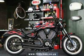2014/14 VICTORY HIGH BALL 1731cc ONLY 1,400 MILES