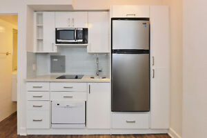 Micro-Smart Bachelor w/Appliances & New Renos! From $1197