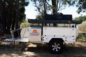 Edgewater campers feature rich tough Offroad Compact Camper demos Wangara Wanneroo Area Preview