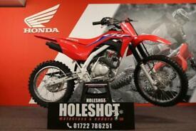 HONDA CRF 125 2022 BRAND NEW MOTOCROSS BIKE