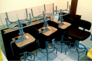 "New Medical/Lab ""MUR-VAN' Stools/Chairs"