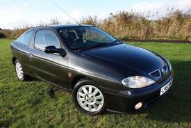2002 Renault Megane 1.6 16v Dynamique + 2dr