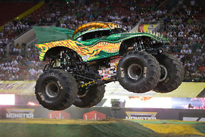 2 tickets for Motorsports Spectacular - Sasktel Centre