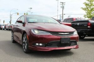 2016 Chrysler 200 S  - Uconnect - Low Mileage
