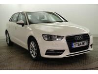 2014 Audi A3 TDI SE Diesel white Manual