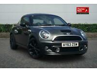 2013 MINI Coupe SD 2.0 (145ps) with Heated Seats Coupe Diesel Manual