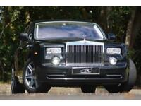 2011 60 ROLLS-ROYCE PHANTOM 6.7 V12 4D AUTO 454 BHP