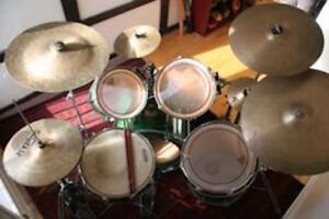 5-piece Mapex Drum Kit with Cymbals - $850 (Plateau, Montreal)