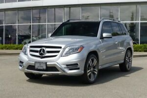 2015 Mercedes-Benz GLK250 BlueTEC 4MATIC