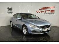2017 Volvo S60 T4 [190] Business Edition Lux 4dr Saloon Petrol Manual