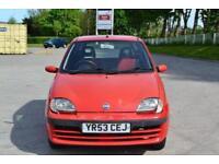 2003 Fiat Seicento 1.1 Active 3dr