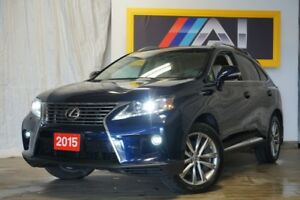 2015 Lexus RX 350 SPORT DESIGN, BACK UP CAMERA, PWR LIFTAGATE, O