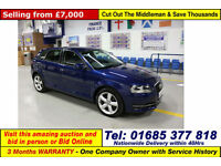2012 - 12 - AUDI A3 SPORTBACK 2.0TDI 138 5 DOOR HATCHBACK (GUIDE PRICE)