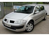 Renault Megane EXPRESSION 5 Doord, Power Steering, MOT cheap affordabl insurance