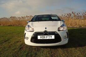 2011 Citroen DS3 1.6 HDi 3dr