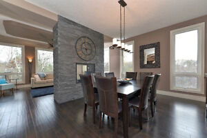 CUSTOM EXECUTIVE PROPERTY BACKING ONTO FORESTED GREEN SPACE! London Ontario image 3