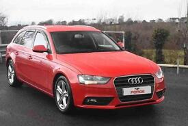 Audi A4 Avant 2.0TDIe ( 136ps ) 2013MY SE Technik