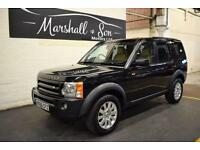 2006 56 LAND ROVER DISCOVERY 3 2.7 3 TDV6 SE 5D AUTO 188 BHP DIESEL