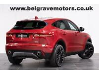 """2018 Jaguar E-Pace AWD AUTO BLACK PACK 20"""" HAWKE ALLOYS LOW MILES 5DR 4X4 5"""