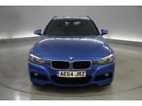 BMW 3 Series 320d xDrive M Sport 5dr Step Auto