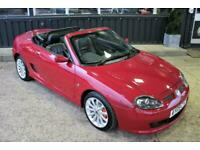 MGF MGTF LE500 **VERY RARE**GREAT SPEC**NEW BELT&PUMP,1YR WARRANTY,RAC COVER