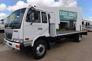 NISSAN UD PK265 ** TRAYBACK ** #4965 Archerfield Brisbane South West Preview
