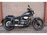YAMAHA XV950 XV 950 BLACK CRUISER