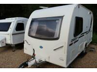 Bailey Orion 2012 2 Berth Caravan + Motor Mover + Alu Tech Bodyshell