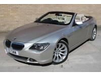 BMW 650i Automatic convertible