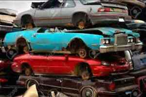 416-720-9105 Get $$$400-3000 for SCRAP,JUNK,UNWANTED,USED CARS