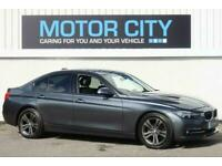 2016 BMW 3 Series 320D ED SPORT Auto Saloon Diesel Automatic