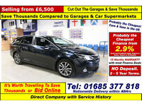 2013 - 63 - TOYOTA AVENSIS TR 2.0 D-4D 5 DOOR ESTATE (GUIDE PRICE)