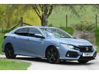 2019 Honda Civic Sr Vtec Cvt Auto Hatchback Petrol Automatic